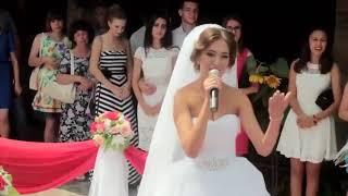 Невеста удивила всех на Шикарной свадьбе