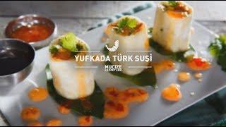 Yufkada Türk Suşi Tarifi #mucizelezzetler