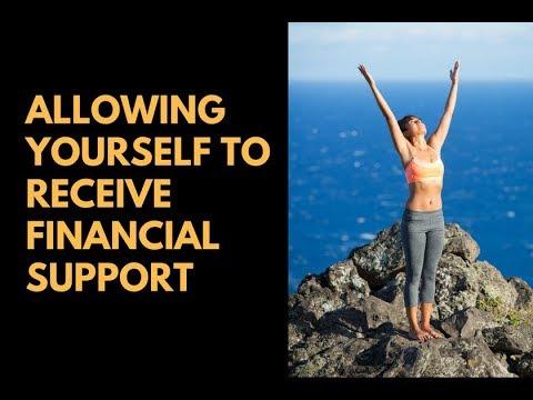 Receiving Financial Support