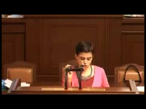 Olga Richterová v poslanecké sněmovně k NKÚ