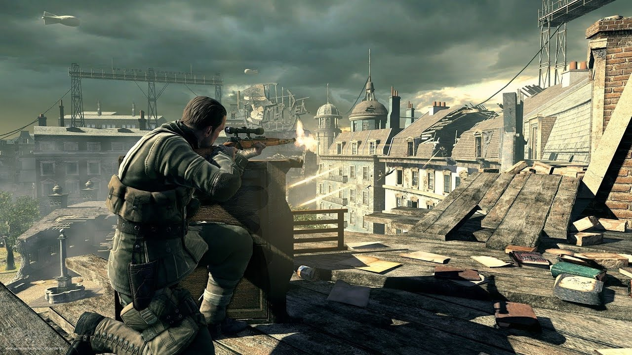 AMAZING SNIPER DUELS from WW2 Sniper Game on PC Sniper Elite V2 Remastered