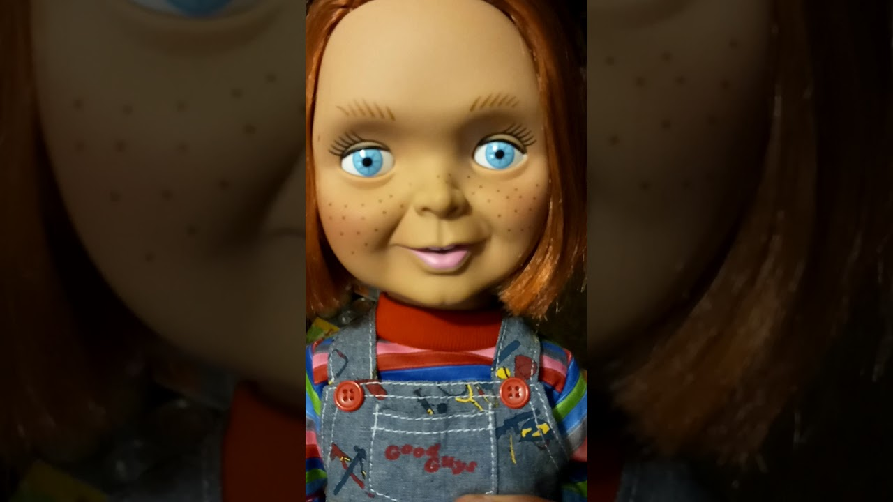 Mezco Chucky Doll Childs Play 2 And Tiffany Doll From