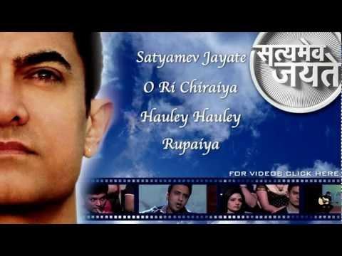 Satyamev Jayate Aamir Khan Show | Full Songs and Video