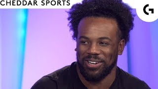 Logitech G x Cheddar Sports: WWE's Xavier Woods on the connection between gaming & workouts