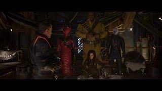 Братство Опустошителей, вторая сцена после титров, Стражи Галактики. Часть 2