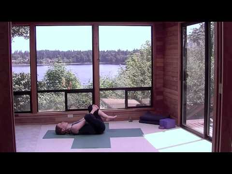 Yoga for Beginners Intro Series: Part 4: Eye of the Needle Pose