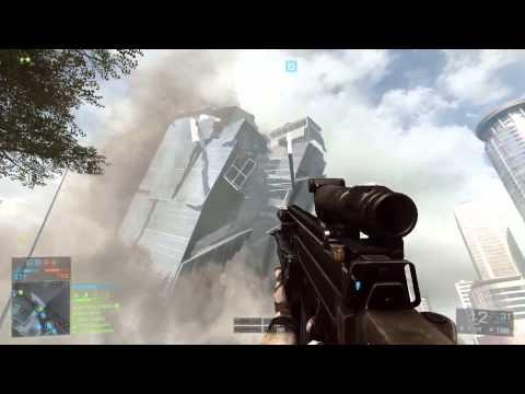 Battlefield 4   Обзор движка Frostbite 3 RUS