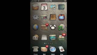 My Top 10 WinterBoard Themes For iPhone  iPod Touch