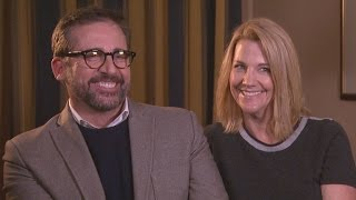 Steve Carell and Wife Nancy Joke How They Balance Marriage and Working Together: