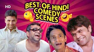 Escenas de comedia sin parar en hindi - Dhol - Phir Hera Pheri - Bienvenido - Awara Paagal Deewana - Bienvenido