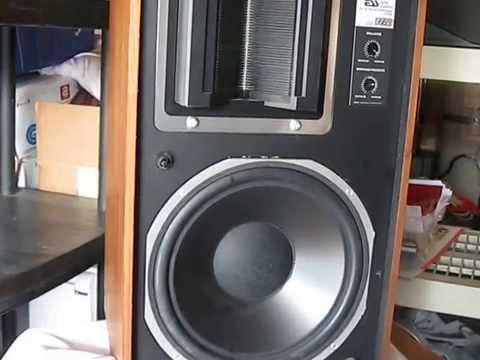Craigslist Com Sacramento >> ESS AMT 1 b speakers for sale - YouTube