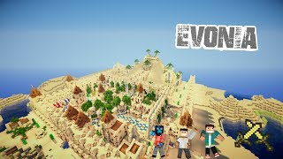 [Trailer] Server Minecraft / PvP Faction / Event /1.6.4 ! /Le server ^^ Evonia ^^
