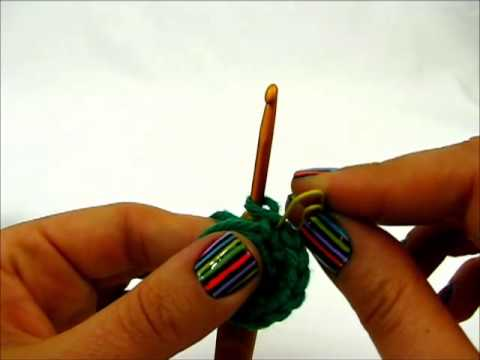 Learn how to crochet Amigurumi – Lesson 1 1/2
