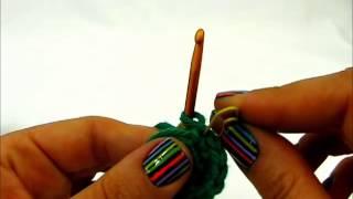 Learn how to crochet Amigurumi - Lesson 1 1/2