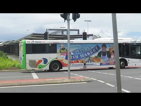 Buses Trams And Trains On The Gold Coast In Queensland. John Coyle Video.