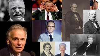 The Top 10 Most Successful Third Party/Independent Presidential Candidates