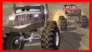 Cars Race O Rama Lightning McQueen & Chick Hicks Gameplay][Full HD][German] #04