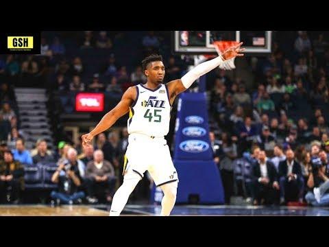 2bd2c944b92bb Minnesota Timberwolves vs Utah Jazz - Full Game Highlights | March ...