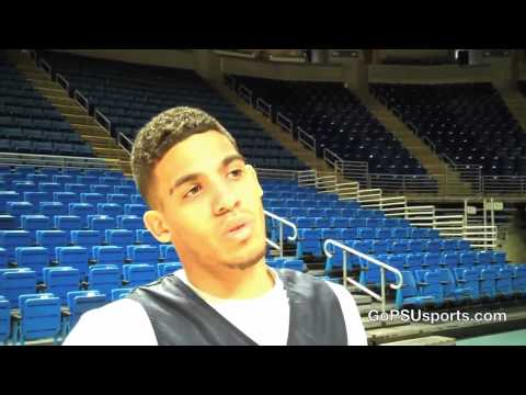 Penn State Men's Basketball Practice Interviews - January 17