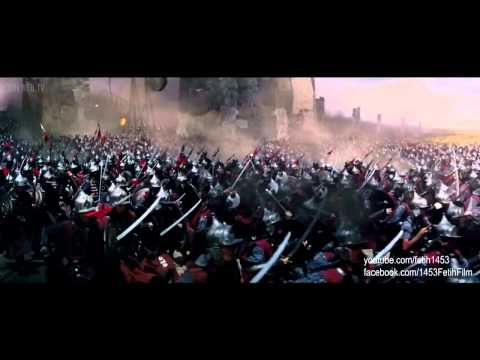 Fetih 1453 (Fall of Constantinople) 2012 movie trailer.mp4