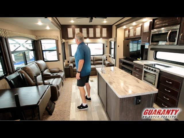 2020 Coachmen Brookstone 310 Rl Fifth Wheel Guaranty Com Youtube
