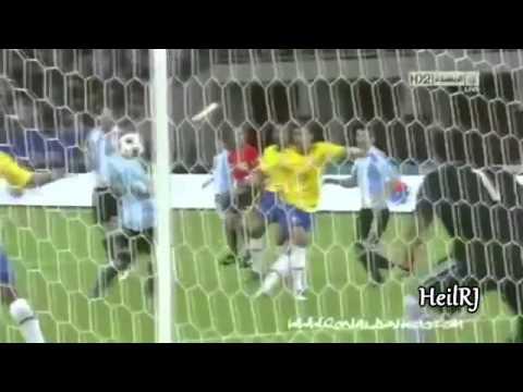 Những pha bóng kỹ thuật của Ronaldinho