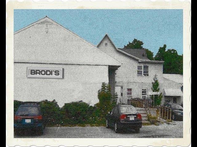 US Band at Brodi's #1  1971-1972