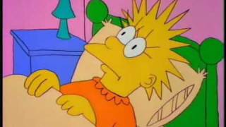 The Simpsons short - Very first episode - Good Night