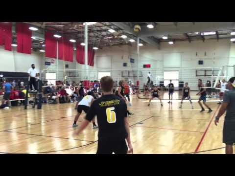 LBVC 18s vs. Akamai 18s  - 11-21-2015