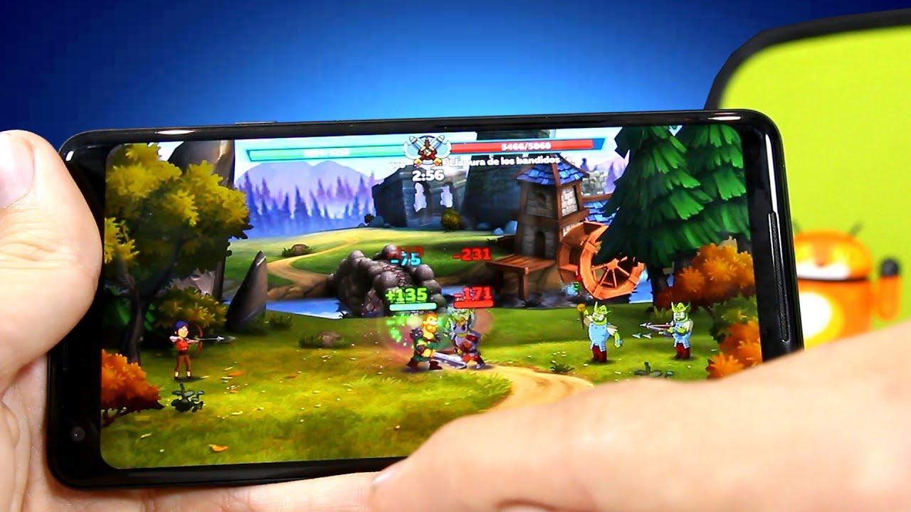 Mejores Juegos Android Nuevos Y Gratis Top Accion Shooter Y