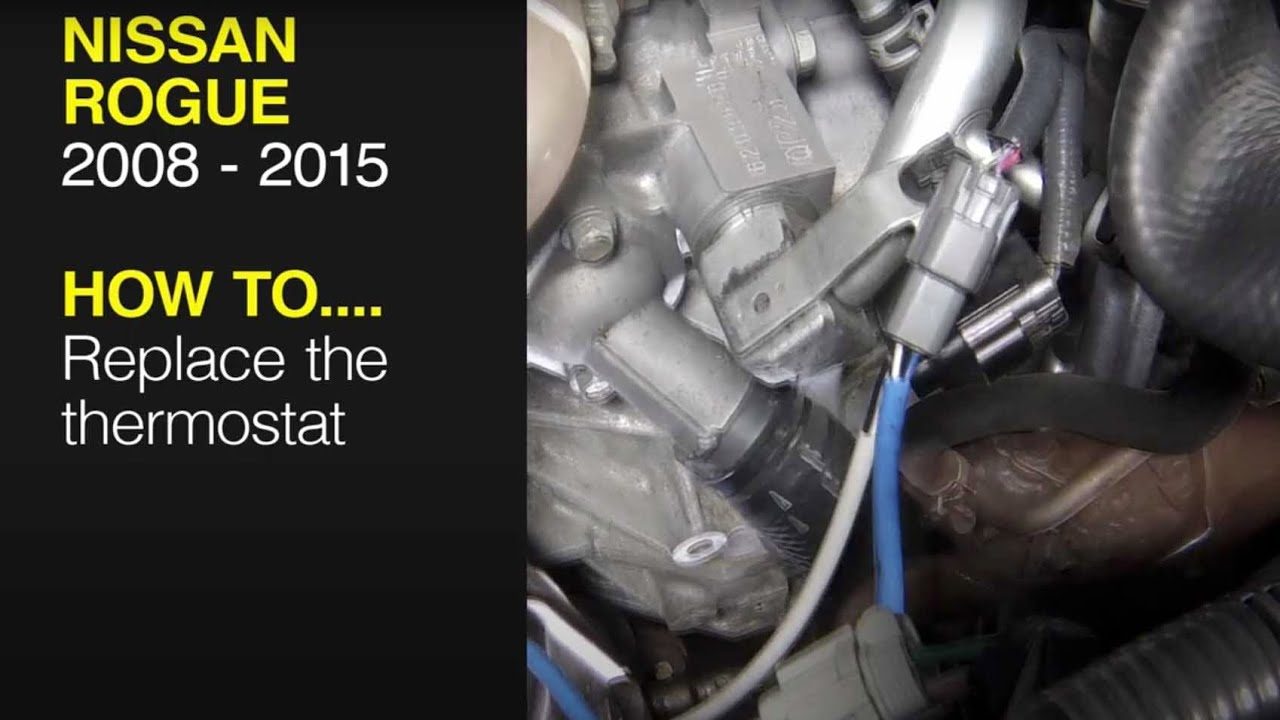 nissan rogue (2008 - 2015) - replace the fuel pump - youtube  youtube