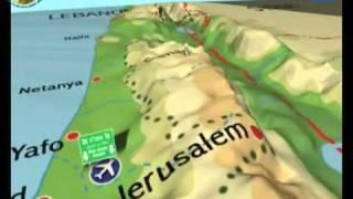 las fronteras de israel doblado al castellano