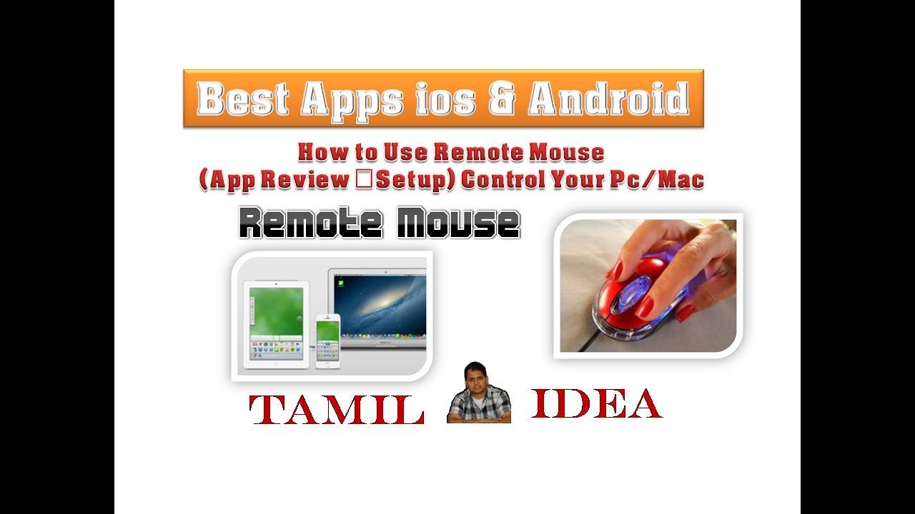How to Use Remote Mouse (App Review + Setup) Control Your Pc