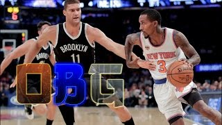 Knicks Full Game Pre-season Highlights vs Nets (10/8/16) NY Picks Up 1st Win