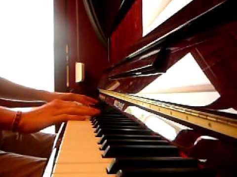 No Sound But The Wind - Editors Piano Cover