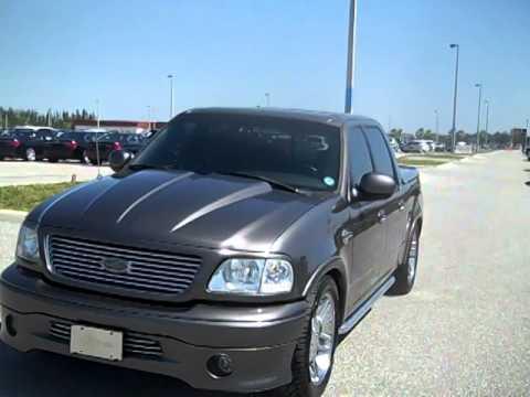 2002 ford f150 harley davidson crew cab super charged like new fl truck 12900 obo 954 937 8271. Black Bedroom Furniture Sets. Home Design Ideas
