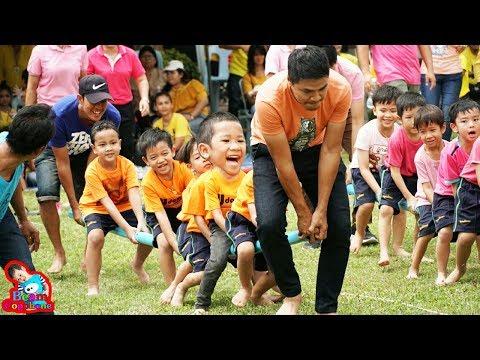 น้องบีม | สีส้มสู้ๆ งานกีฬาสีที่โรงเรียน 2562