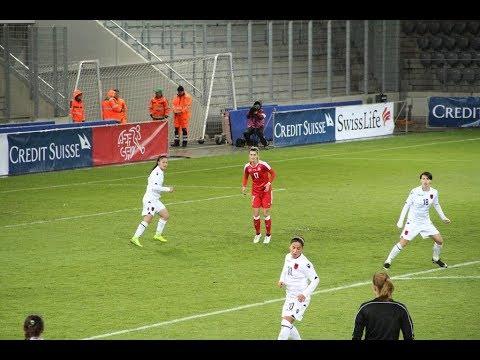 Florijana Ismaili, pas ndeshjes Zvicer - Shqiperi 5-1