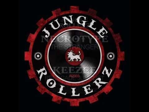 Necrotype / KeeZee - The Stranger / Renegade Junglist - Jungle Rollerz Records (RZ003)