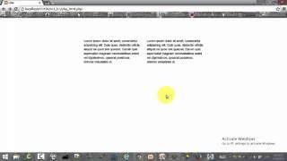 Trang web động với php - đổi màu nền của div
