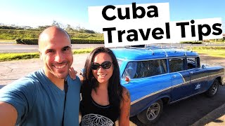 Cuba Travel Tips - Watch This Before You Go