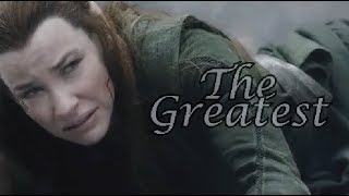 Tauriel [The Greatest - Sia]