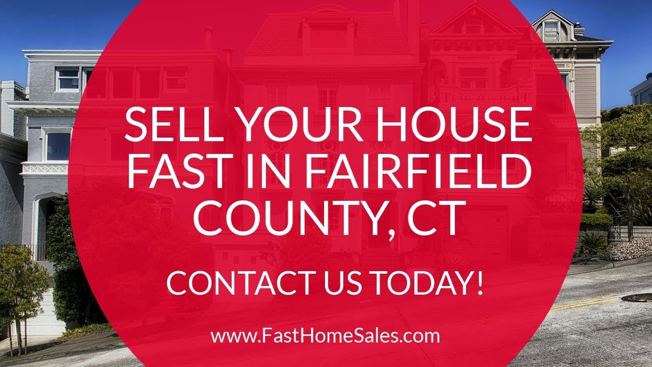 We Buy Houses in Fairfield County - CALL 833-814-7355