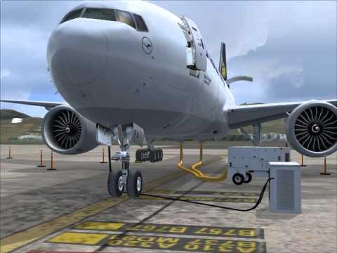 PMDG 777 Flight Pt.1 - Cockpit Preparation