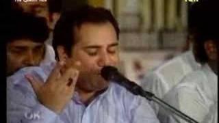 Rahat Fateh Ali Khan - Maa part 1