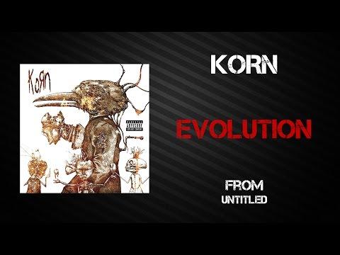 Korn  Evolution Lyrics