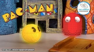 Pacman in real life 3