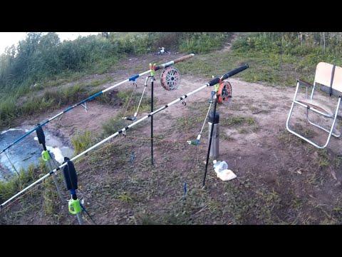 Видео резинка для рыбной ловли
