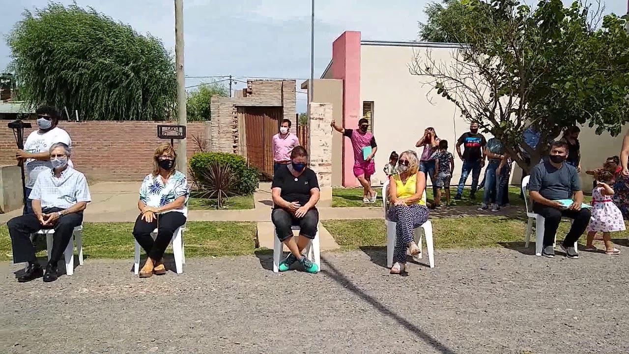 """Lifschitz: Se entregaron las viviendas del """"Barrio Solar"""""""
