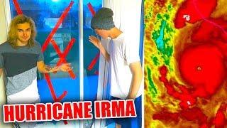 HURRICANE IRMA HAS HIT OUR HOUSE!! (help us)